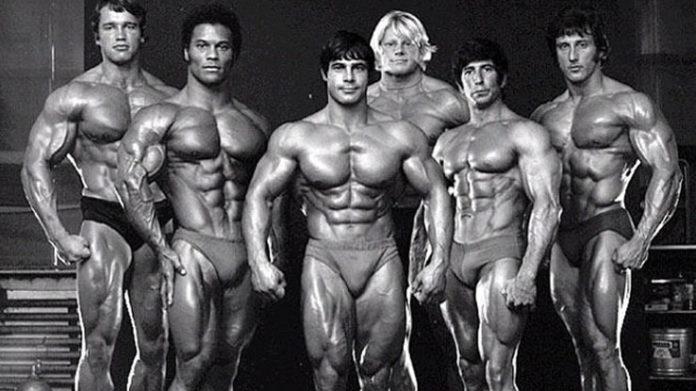 Regeln von den Bodybuilding Legenden Golden Era