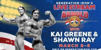 Hier könnt ihr die Arnold Classics 2018 LIVE mitverfolgen