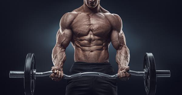 DAS sind die größten Fehler beim Muskelaufbau!