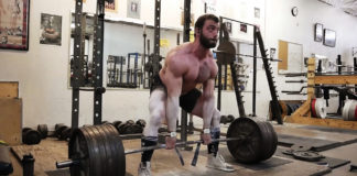 Vom Powerlifter zum Bodybuilder: kommt nach Stan Efferding und Larry Wheels nun Ben Pollack?
