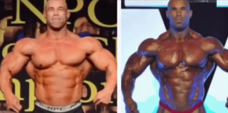 Kevin Levrone Transformation