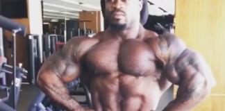 Video von William Bonac aufgetaucht: Ist er der neue Arnold Classics 2018 Champion?