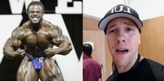 """Luimarco: """"Profi Bodybuilder sind dumme, egozentrische, unsichere und zugestoffte Menschen"""""""