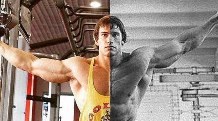 Schwarzenegger Klon - Russischer Junge sieht EXAKT aus wie der junge Arnold!