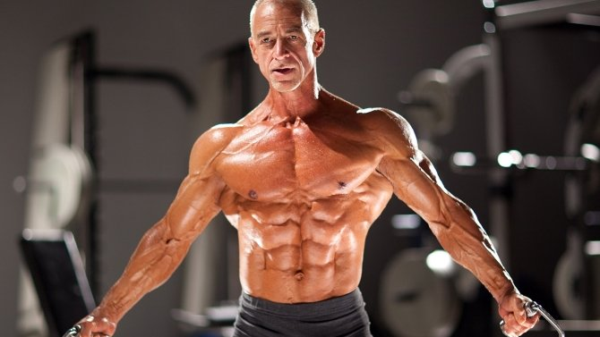 Q&A mit Lyle McDonald: Worauf über 40-Jährige beim Bodybuilding achten sollten!