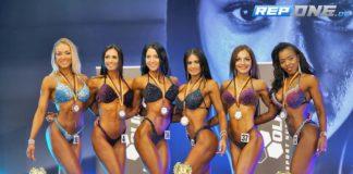 Bilder und Ergebnisse der Bikini Klasse beim DBFV FIBO Cup 2018