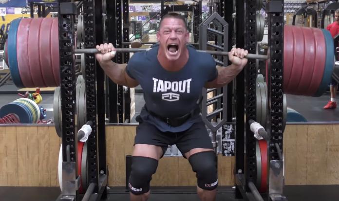 Inspiration pur: John Cena mit 41 Jahren stärker als je zuvor!?