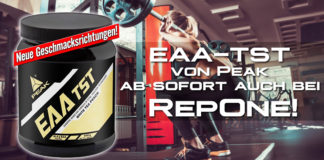 """""""No days without"""" - EAA-TST von Peak ab sofort auch bei RepOne!"""