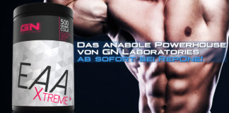 Das anabole und antikatabole Kraftwerk: EAA Xtreme von GN Laboratories